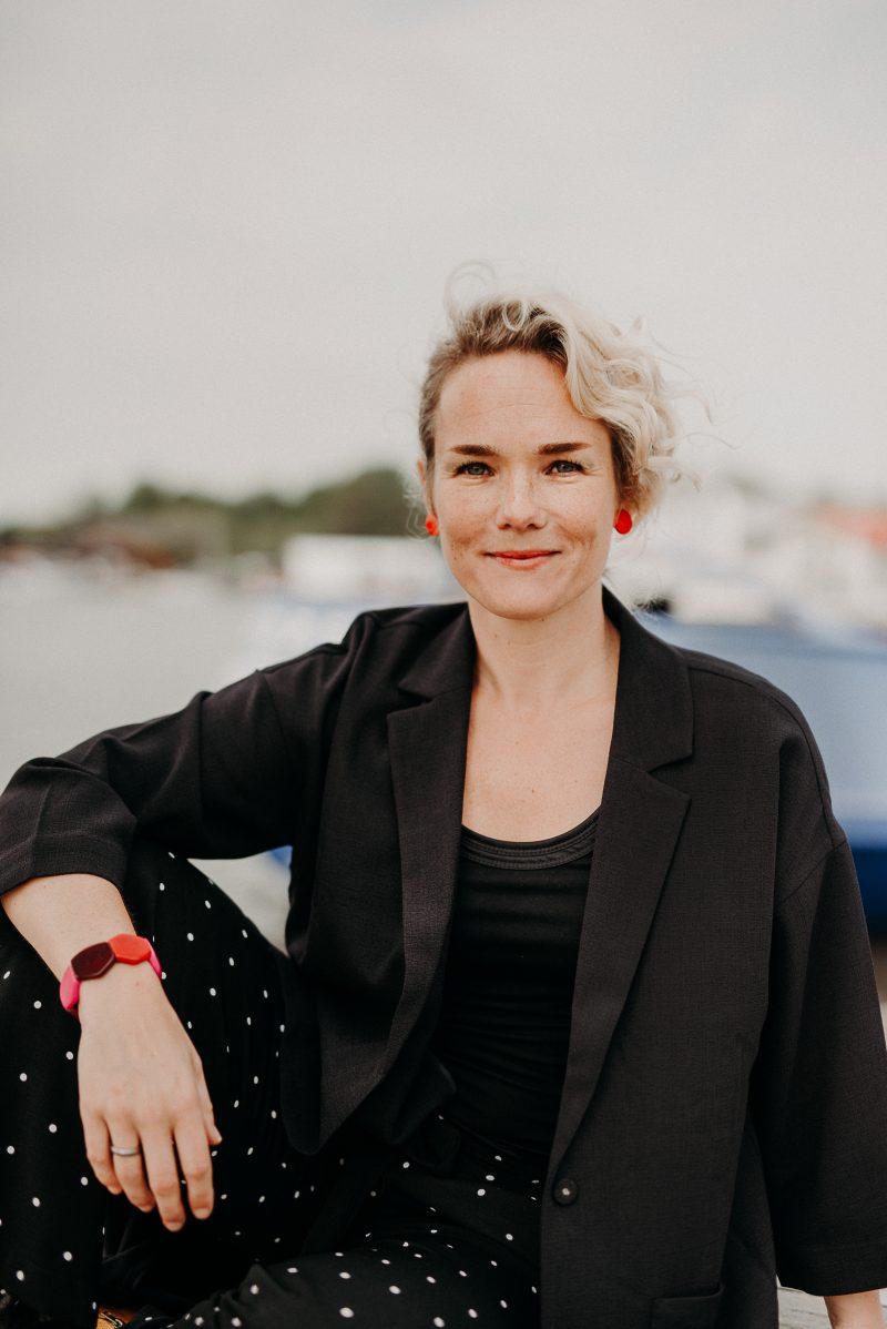Johanna Lundin porträtt.