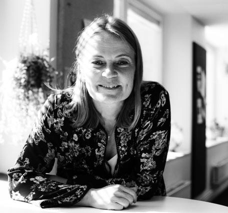 Manager för Johanna Lundin är Ulrika Algotsson